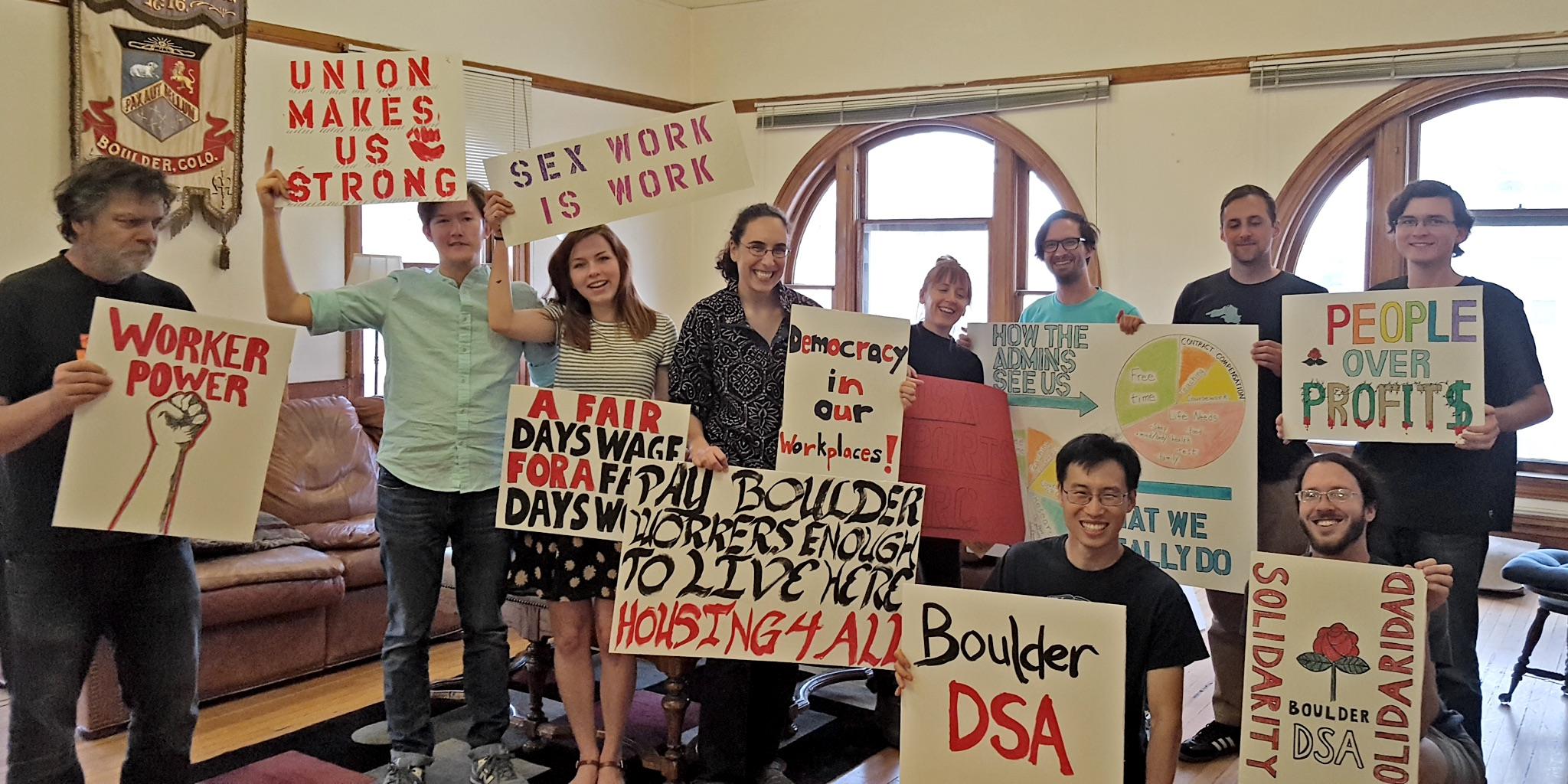 Pictures of the Boulder DSA